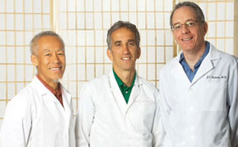 Our holistic doctors Dr. Brownstein, Dr. Ng, and Dr. Nusbaum